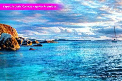Fototapet artistic canvas-A