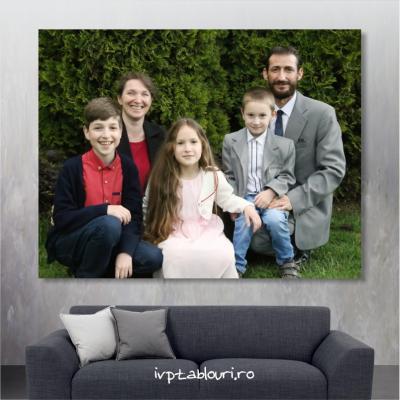 Tablou canvas familie FAM100