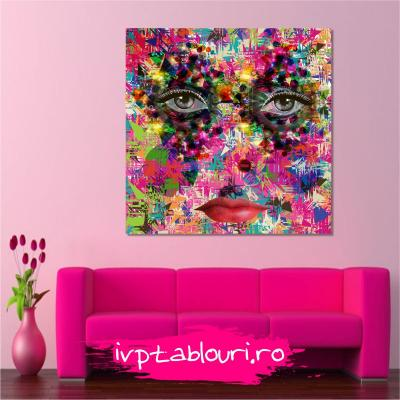 Tablou canvas abstract ABS108