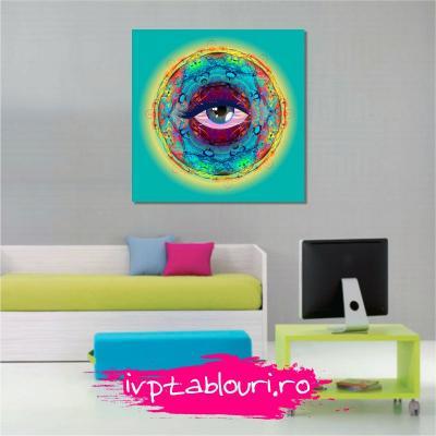 Tablou canvas abstract ABS113