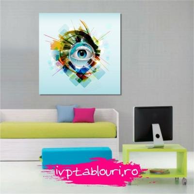 Tablou canvas abstract ABS114