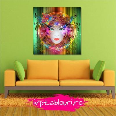 Tablou canvas abstract ABS117