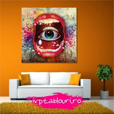 Tablou canvas abstract ABS118