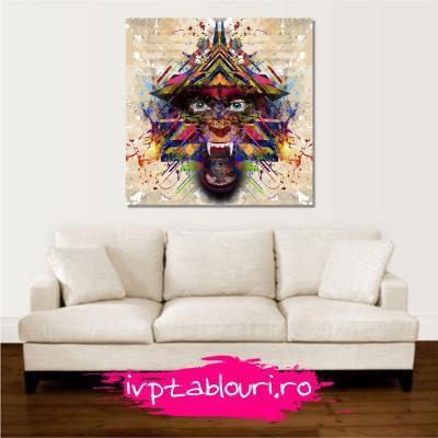 Tablou canvas abstract ABS121