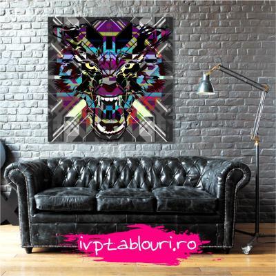 Tablou canvas abstract ABS122
