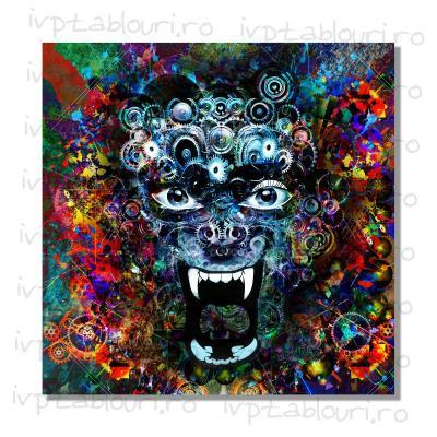 Tablou canvas abstract ABS126-A