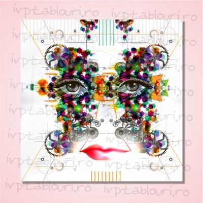 Tablou canvas abstract ABS127-A