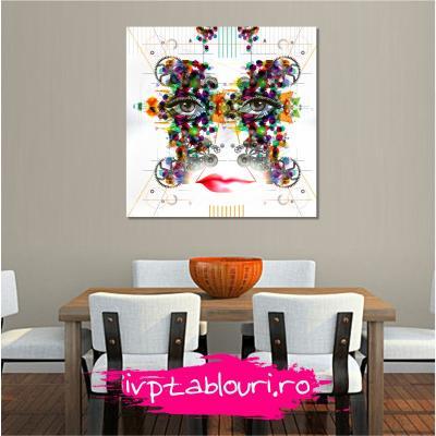 Tablou canvas abstract ABS127