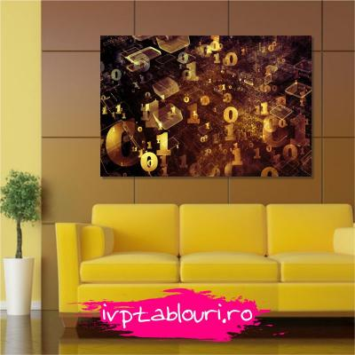Tablou canvas abstract ABS129