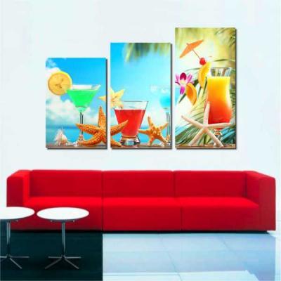 tablou multicanvas HoReCa cod HRC300