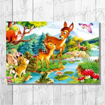 Tablou canvas pentru copii KID104-A