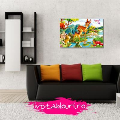 Tablou canvas pentru copii KID104