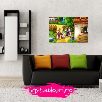 Tablou canvas pentru copii KID114