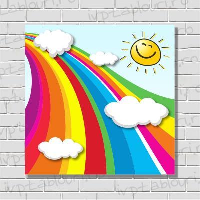 Tablou canvas pentru copii KID121-A
