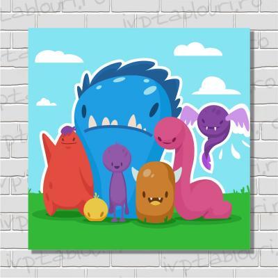 Tablou canvas pentru copii KID122-A