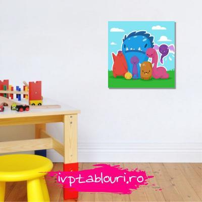 Tablou canvas pentru copii KID122