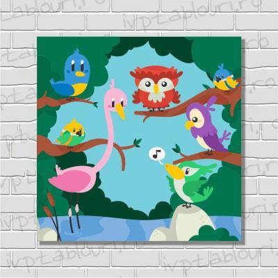 Tablou canvas pentru copii KID125-A