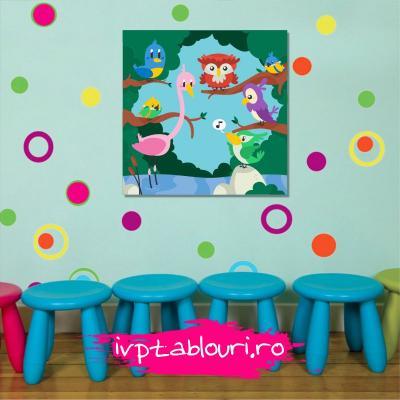 Tablou canvas pentru copii KID125
