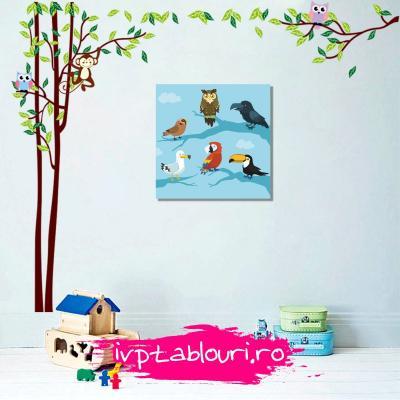 Tablou canvas pentru copii KID132