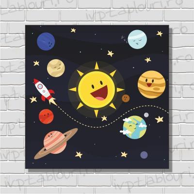 Tablou canvas pentru copii KID141-A