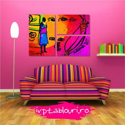 Tablou multicanvas arta ART314