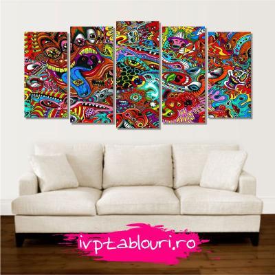 Tablou multicanvas arta ART502