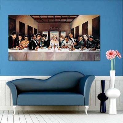 tablou canvas celebritati VIP100