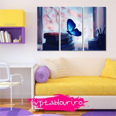 Tablou multicanvas abstract ABS305