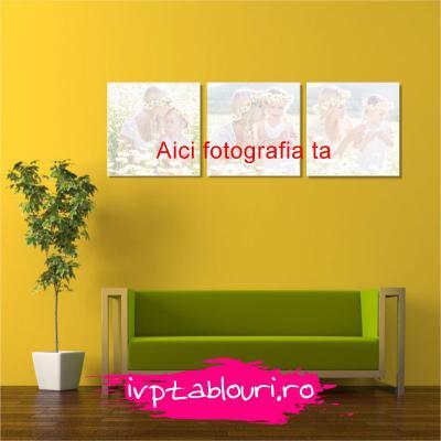 Tablou canvas personalizat Patrat-3-A