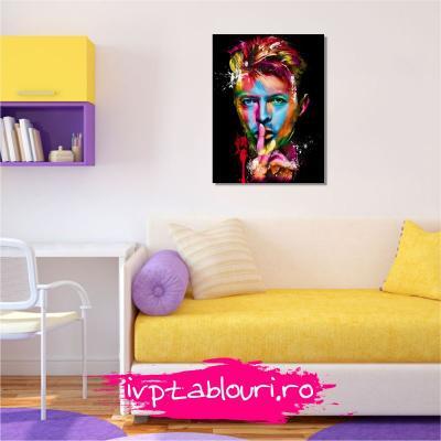 Tablou canvas celebritati VIP109